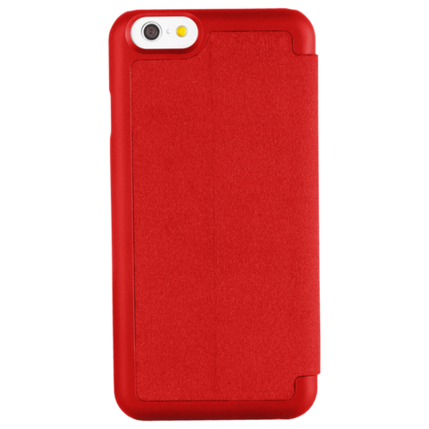 STM Flip Case for iPhone 6 / 6s Plus - Red