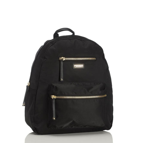 Storksak Charlie Diaper Backpack - Black