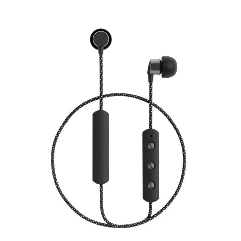Sudio Tio Bluetooth Earphones - Black