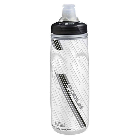 CamelBak Podium Chill 21 oz Water Bottle - Carbon