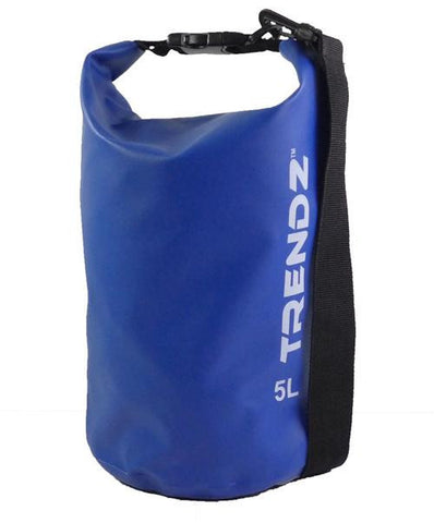 Trendz 5L Dry Bag - Blue - oribags2
