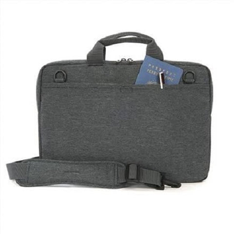 "Tucano LINEA Slim Bag for Notebook 15.6"" and Ultrabook 15"" - Grey - oribags2 - 1"