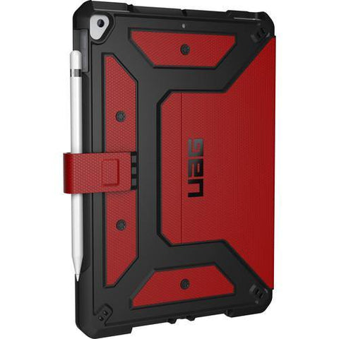 "UAG Metropolis Series Case for the 10.2"" iPad (2019 / 7th Gen ) - Magma"
