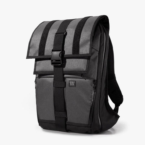 Mission Workshop The Vandal 29L to 65L Expandable Cargo Pack - Charcoal