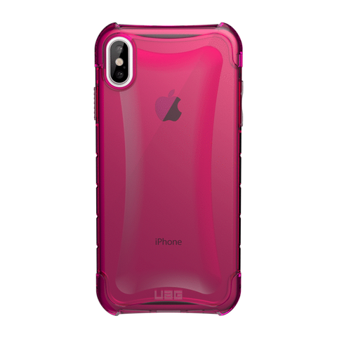 "(Clearance) UAG Plyo Series iPhone XS Max 6.5"" Case - Pink"
