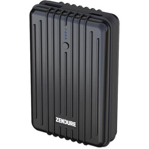 (Clearance) Zendure A3TC  USB Type-C Portable Charger (10,000mAh) - Black