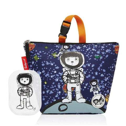 Babymel Lunch Bag + Ice Pack - Spaceman