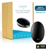 NEW: Keezel 2.0 <h4>Online Protection from ransomware, malware, phishing and more.</h4>