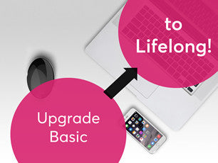 Upgrade Basic to Lifelong