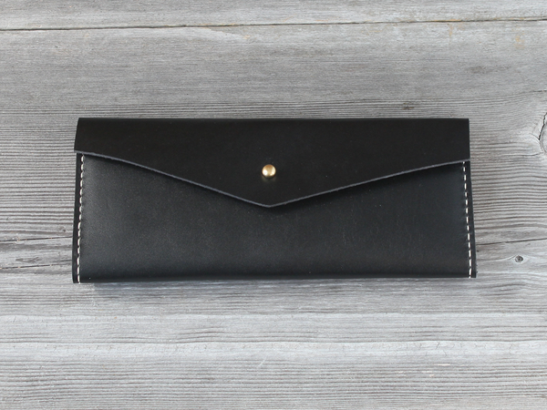 Long Wallet | Black