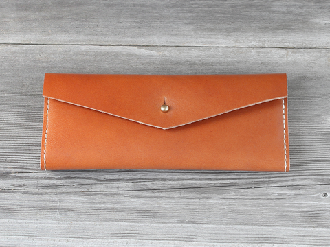 Long Wallet | Caramel