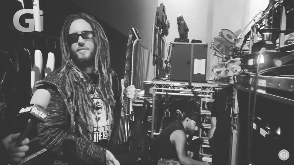 BRIAN HEAD WELCH - KORN