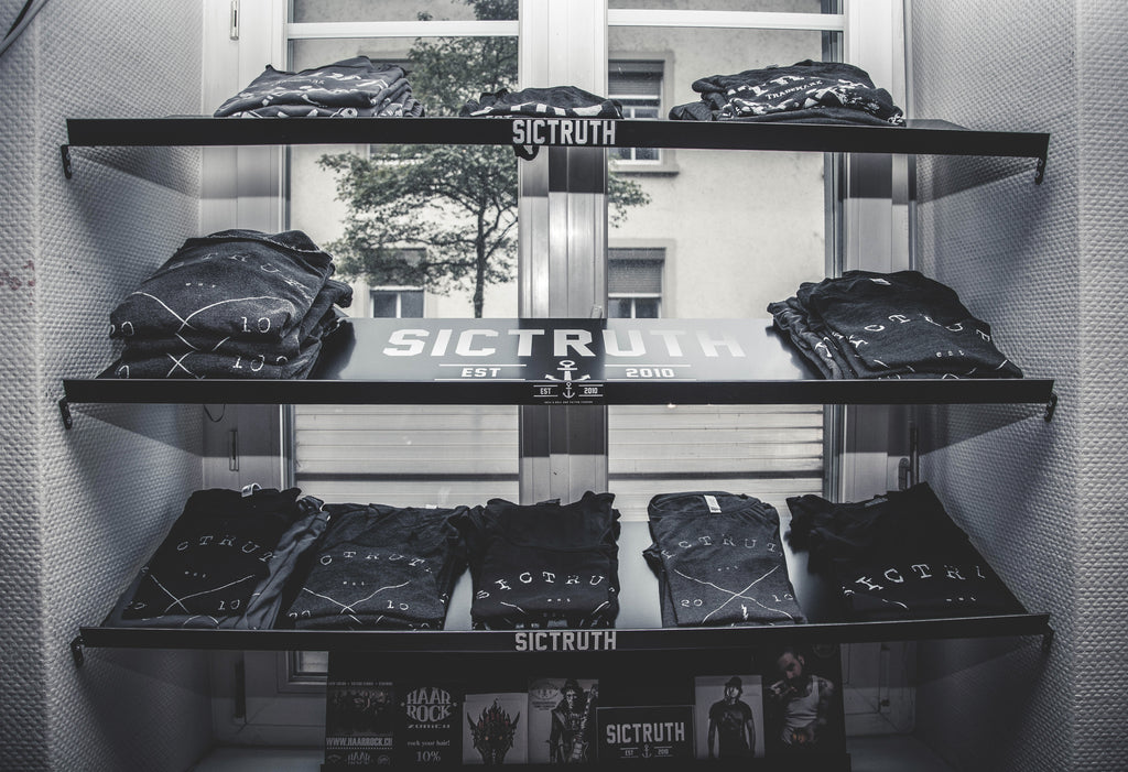 SIC TRUTH CLOTHING AVAILABLE AT HAAROCK ZURICH