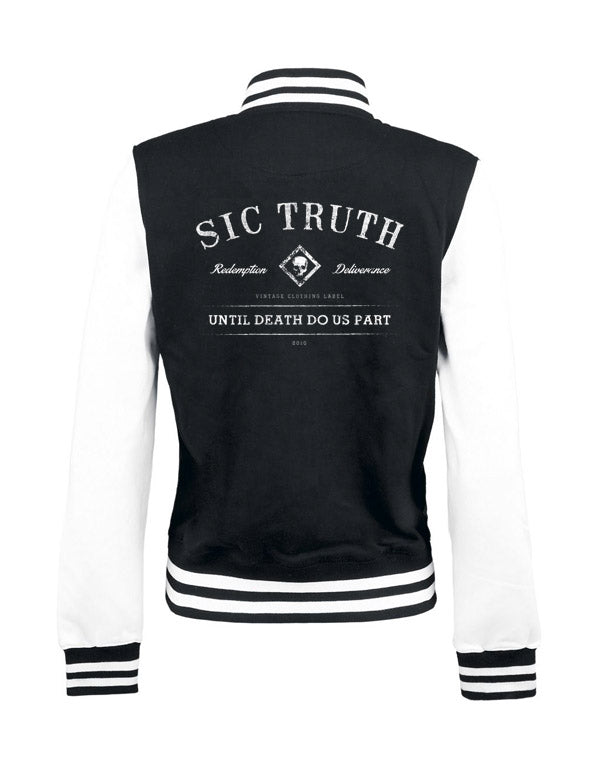 95342597d College Jacket Women - SIC TRUTH CLOTHING