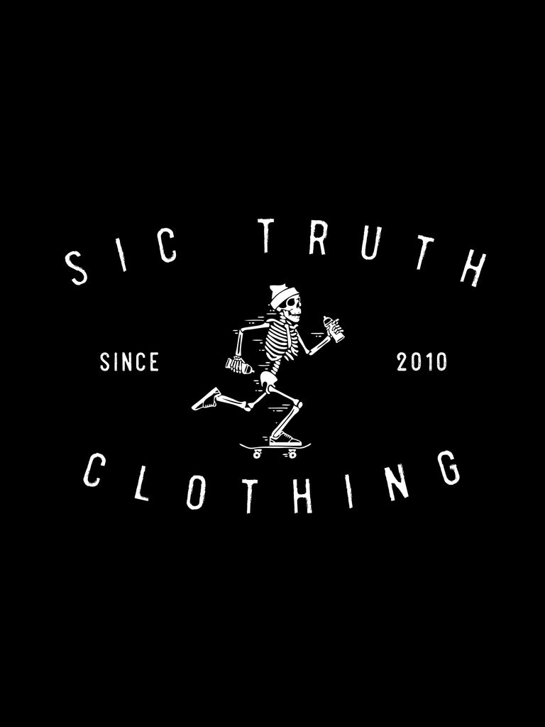 Sic Truth Skate Poster