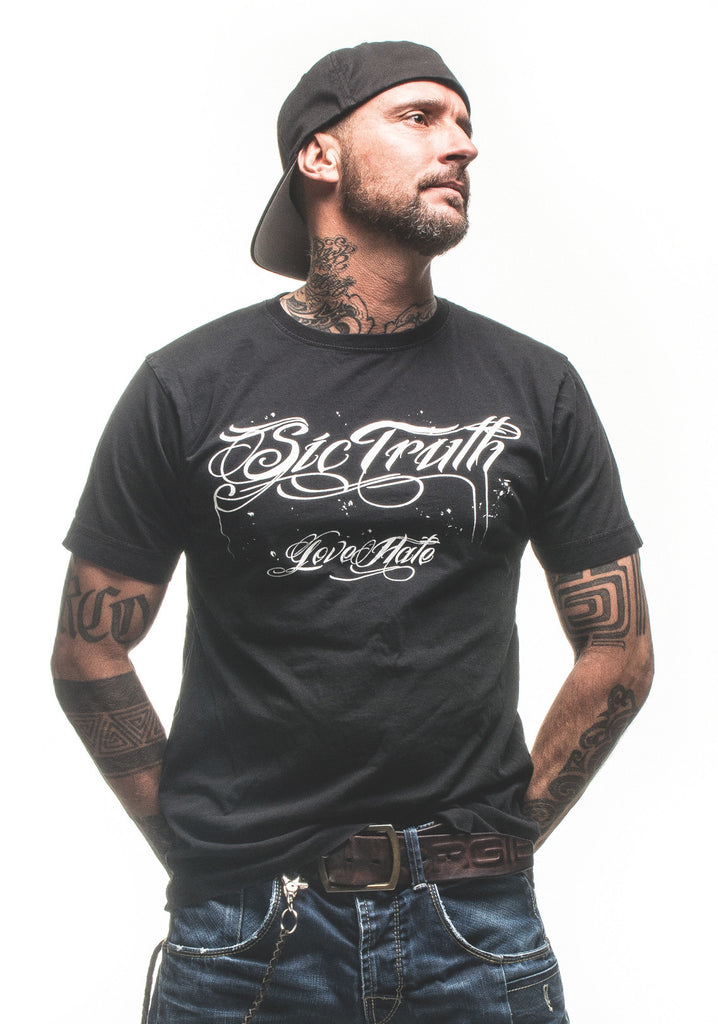 Sic Truth Love & Hate - SIC TRUTH CLOTHING