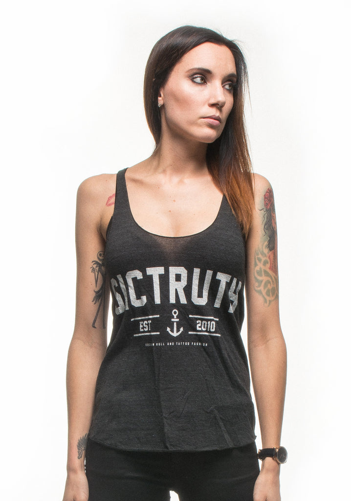 Sailor Triblend Tank - SIC TRUTH CLOTHING