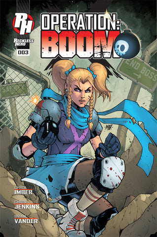 Operation: Boom - Issue 3