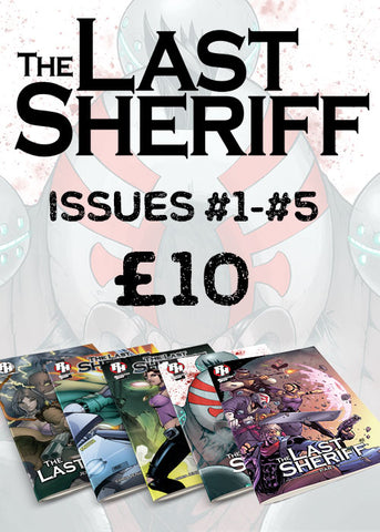 The Last Sheriff - Parts 1 - 5