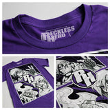 Versus T-Shirt Purple