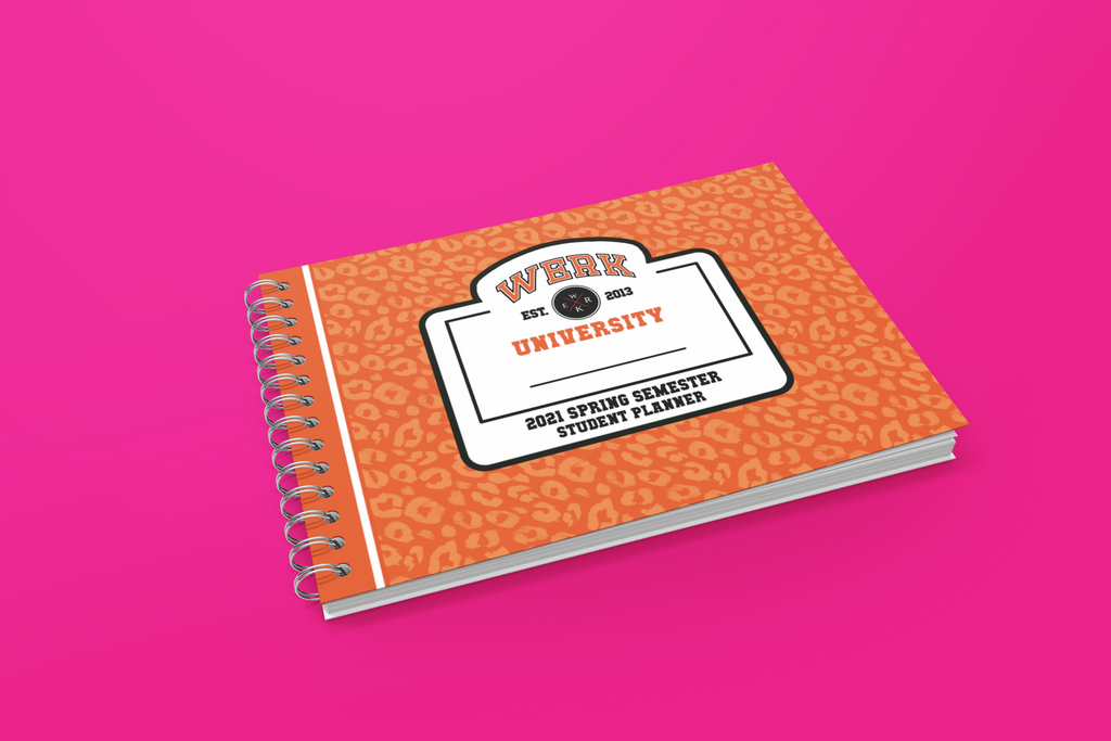 2021 Spring Student Planner