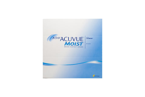 1-Day Acuvue Moist (90 lenses)