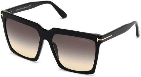 Tom Ford 0764 Sunglasses Frame