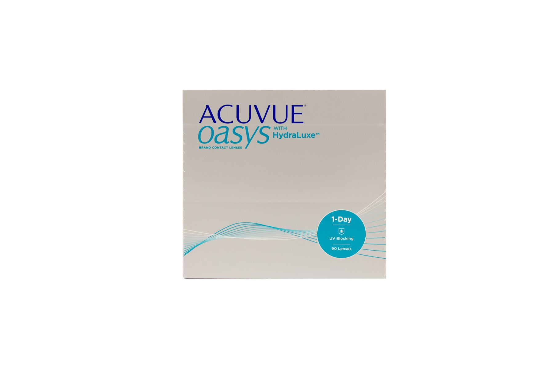 83f98551c9c Acuvue Oasys 1-Day with HydraLuxe (90 pack)