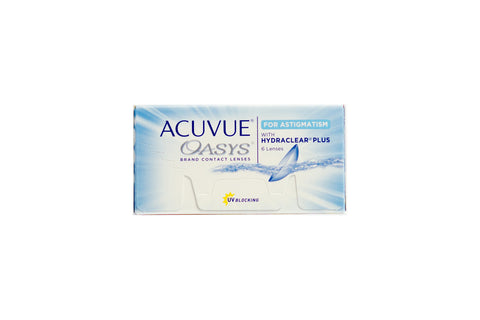 Acuvue Oasys for Astigmatism (2-Weeks)