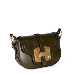Shoulder Clutch Olive