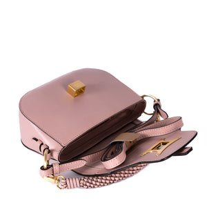 Shoulder Clutch Pink