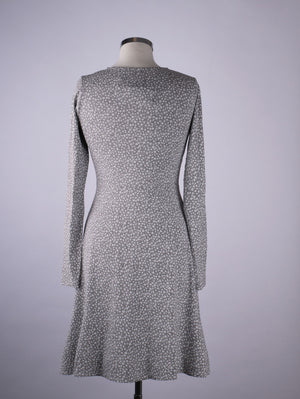 The Jersey Dress - Marl Grey