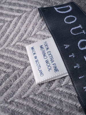 The Herringbone Scarf - Limited Run