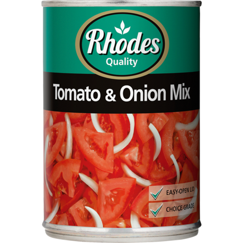 Rhodes Tomato & Onion Mix 410g
