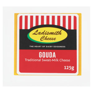 Ladismith Cheese Gouda 125G