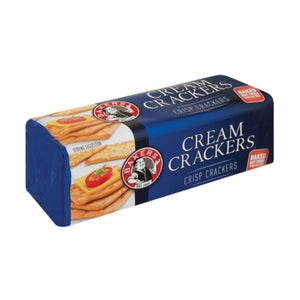 Bakers Cream Crackers Pack 200G