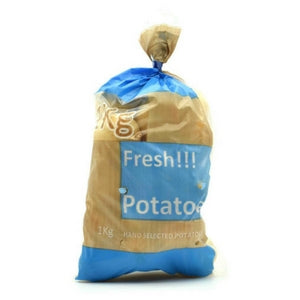 Baby Potatoes Bag 1kg