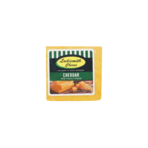 Ladismith Cheese Cheddar 125G