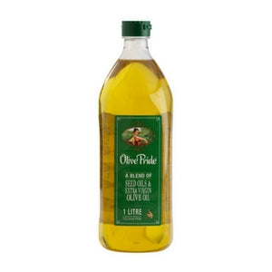 Olive Pride Extra Virgin Olive Oil Bottle 1L