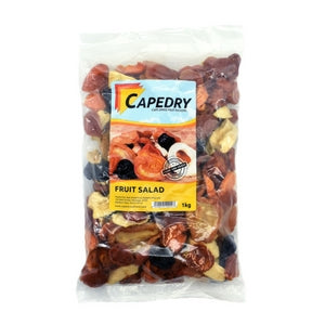 Cape Dry Fruit Salad Mix 1Kg