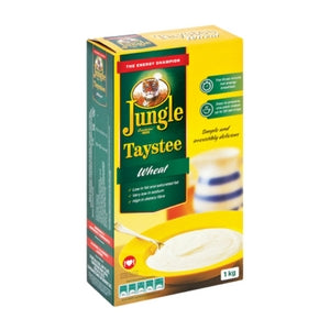 Jungle Taystee Wheat Box 1Kg