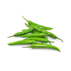 Chillies Green Per Kg