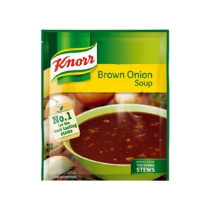 Knorr Brown Onion Soup Packet 50G