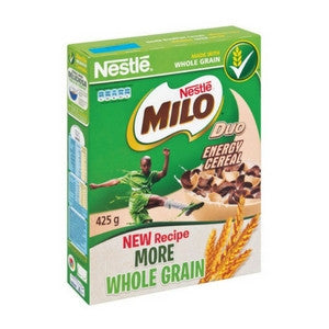 Nestle Milo Duo Cereal 400g