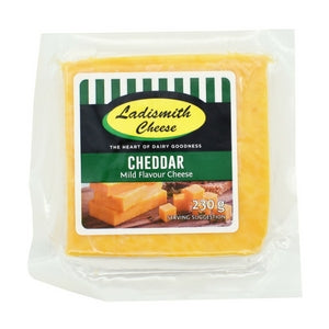 Ladismith Cheese Cheddar 230G