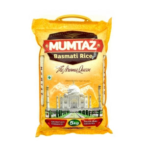 Mumtaz Basmati Rice Bag 5Kg