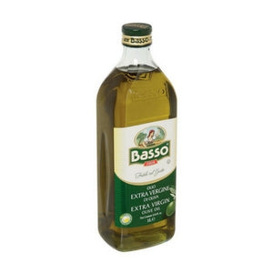 Basso Extra Virgin Olive Oil  750ml