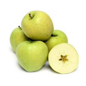 Apples Green X4
