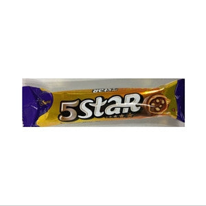 Cadbury 5 Star Bar - BalmoralOnline - Groceries