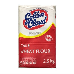 Golden Cloud Cake 2.5Kg Flour